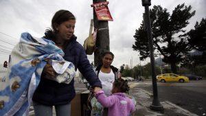 UNICEF dice 1,1 millones niños migrantes venezolanos necesitan ayuda
