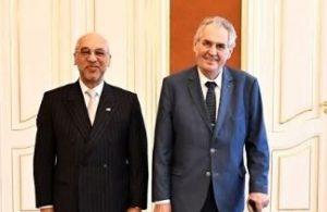 REPUBLICA CHECA: Embajador Anibal de Castro presenta credenciales