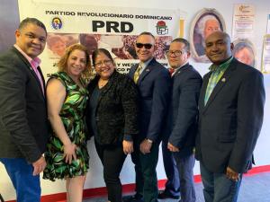 PENNSYLVANIA: Directores Electorales del PRD respaldan a Miguel Vargas
