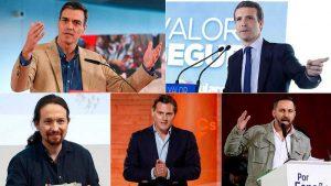 ESPAÑA: Pronostican PSOE arrasaría elecciones generales doblando al PP