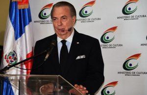 Ministro de Cultura defiende idea sobre rediseño del Parque Mirador