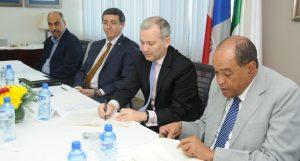 Convenio internacional aumentará la productividad en frontera dominicana