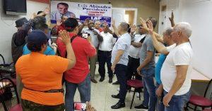 PENSILVANIA: Diez miembros del PLD se pasan a filas del PRM y Abinader