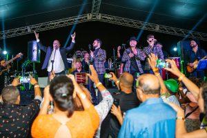 Una fiesta por la libertad a ritmo de Wilfrido Vargas