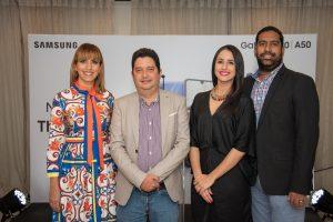 Samsung presenta en República Dominicana nuevos teléfonos Galaxy A