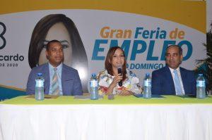 Anuncian celebración de una «Gran Feria de Empleos» en Santo Domingo Este