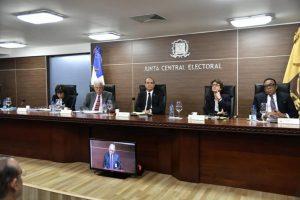 JCE sube al 20 % auditoría aleatoria nivel presidencial en las primarias