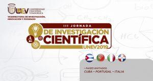 UNEV anuncia jornada científica en el marco Semana de la Ciencia