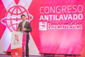 Bancamérica inaugura laX edición del Congreso Antilavado