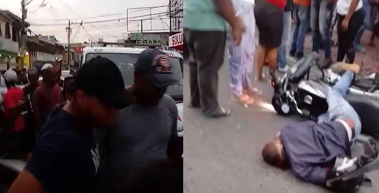 Tres muertos y un herido durante dos  tiroteos en un barrio de Los Alcarrizos