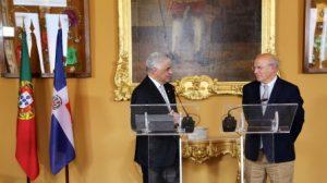 Rep. Dominicana y Portugal relanzan sus relaciones con cinco acuerdos