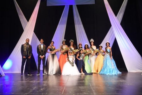 Celebran final de Miss y Mr Acacia Dominican Republic 2019
