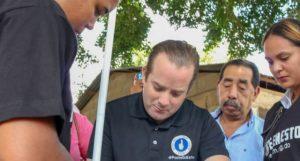 La oposición dominicana se moviliza en contra de eventual reelección de Medina