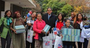 ARGENTINA: Embajada de la RD celebra el Día de las Madres