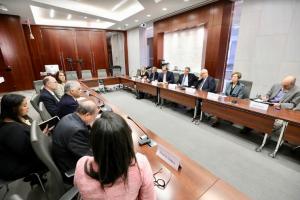 WASHINGTON: Canciller Vargas resalta  «estabilidad política y democrática» RD