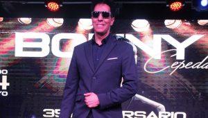 Bonny Cepeda listo para celebrar su 35 aniversario en Hard Rock