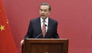China acusa a los Estados Unidos de inmiscuirse en sus relaciones con RD