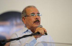 PUNTA CANA: Presidente Medina afirma RD ya es un «país de clase media»