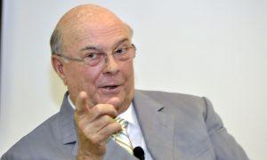 Hipólito no está de acuerdo con pacto entre Abinader y Leonel Fernández