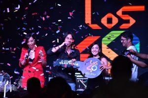 Oyente de LOS40 gana 103 mil pesos durante el Mega Party