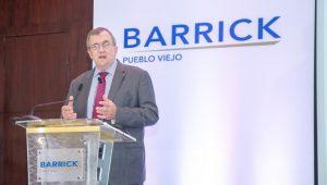 Barrick Gold invertirá más de US$1.000 millones en expansión mina Pueblo Viejo