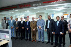MICM y Total analizan mercado de los combustibles en la RD