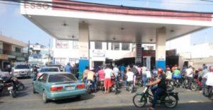 Anadegas paraliza venta combustibles en provincias de Santiago y Espaillat