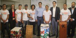 MUDE, P. Morris y ADN lanzan proyecto para rescatar de las calles a 200 jóvenes