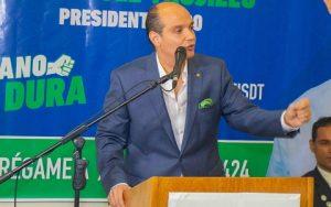 Ramfis califica de burla que Danilo afirme que 50% dominicanos es de clase media