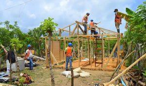 UE aporta 19.6 millones de euros para construir viviendas resilientes en la RD