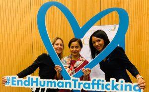 AUSTRIA: RD se une a campaña contra la trata de personas