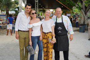 Cientos disfrutan de la cuarta edición del Puntacana Food Fest
