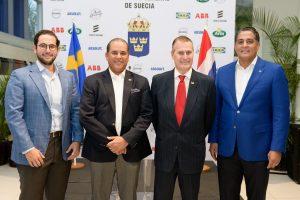 Celebran en República Dominicana el Día Nacional de Suecia