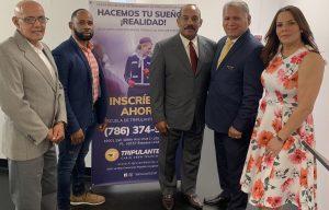 MIAMI: Consulado RD y el Index participan en inauguración Tripulante VIP