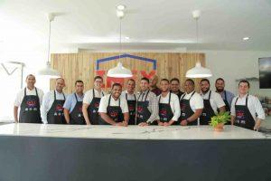 Imex celebra el Meat Lovers en Santiago
