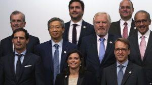 JAPON: Ministros de Finanzas del G-20 prometen proteger crecimiento global
