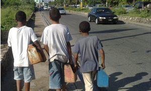 13 % de niños dominicanos realiza algún tipo de trabajo, según informe