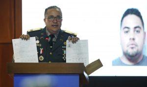 Autoridades informan captura cabecillas del atentado resultó herido David Ortiz