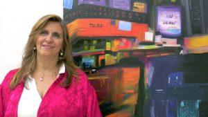 ESPAÑA: Dominicana integra exposición Salón de Valdepeñas