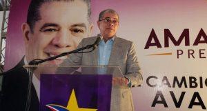 Carlos Amarante Baret propone retiro de Leonel Fernández para unificar el PLD