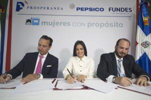 PepsiCo y Prosperanza firman alianza para programa de formación profesional