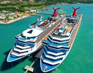 Puerto Plata lleva hegemoníaturistasde cruceros visitan República Dominicana
