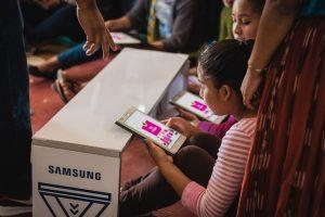Educación móvil y portátil al alcance de los más pequeños