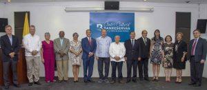 Ecuador expone en RD su cine, pintura, escultura y coloridaartesanía