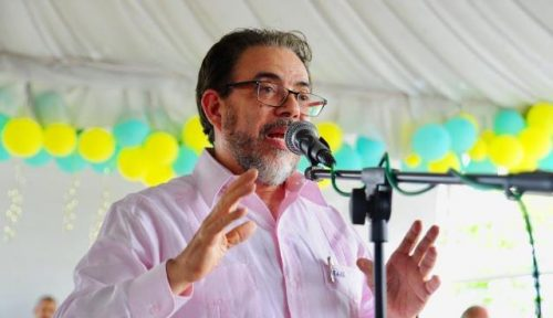 Moreno ve imposible elecciones con los actuales cuestionamientos a JCE