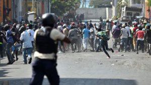 HAITI: Al menos 8 personas muertas en enfrentamientos entre bandas armadas