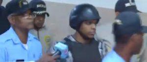 Imponen 1 año prisión preventiva a nueve acusados de participar en ataque a Ortiz