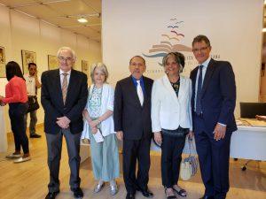 "Diomedes Nuñez Polanco pone a circular libro ""Juan Bosch: ética, pasión y patria"""