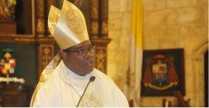 Obispo dice líderes políticos crean clima de «intranquilidad y zozobra» en la RD