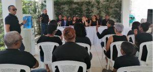 QUEJAS CIUDADANAS: Residentes de Palmera Oriental reclaman a Edeeste